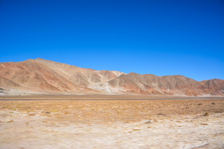 Antofagasta de la Sierra Catamarca Belen Argentine montagnes dorees