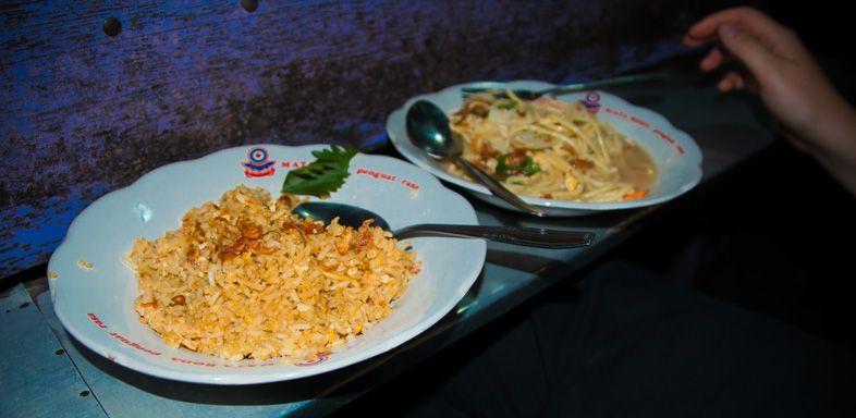 Nasi goreng à yogyakarta