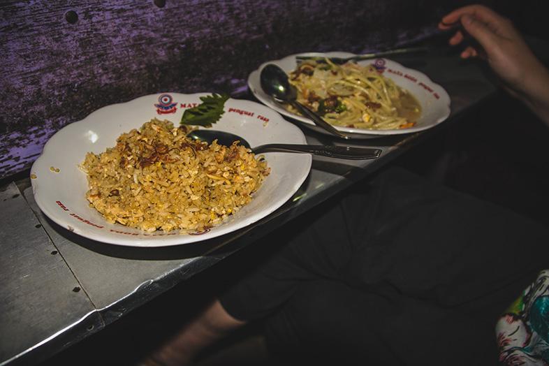 Plat typique de l'Indonésie : le nasi goreng
