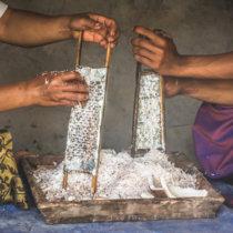 goa lawah preparation festivite
