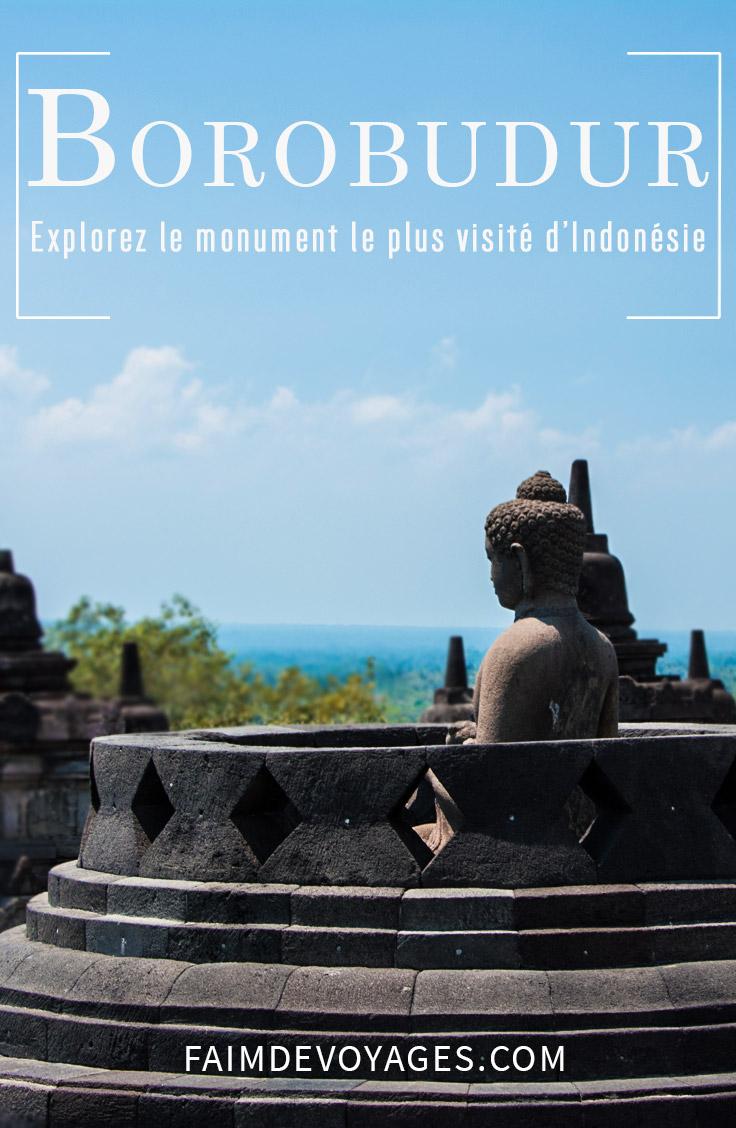 Pinterest Explorez Borobudur Monument Le Plus Visité D Indonésie