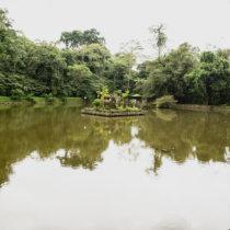 temple batukaru eau