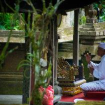 temple batukaru priere religion