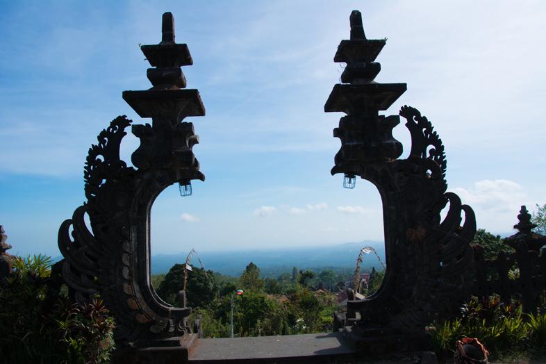 temple besakih bali vue