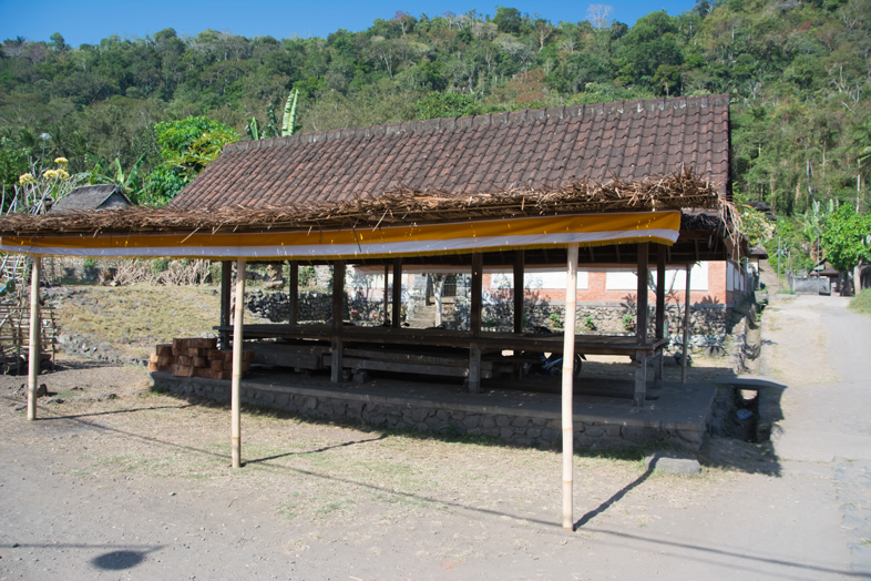 village tenganan lieu commun