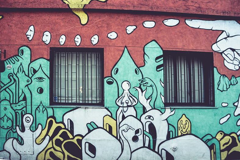 palermo street art buenos aires couleurs