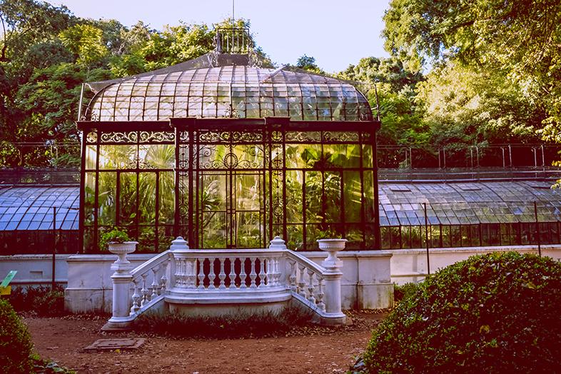 serres jardin botanique buenos aires