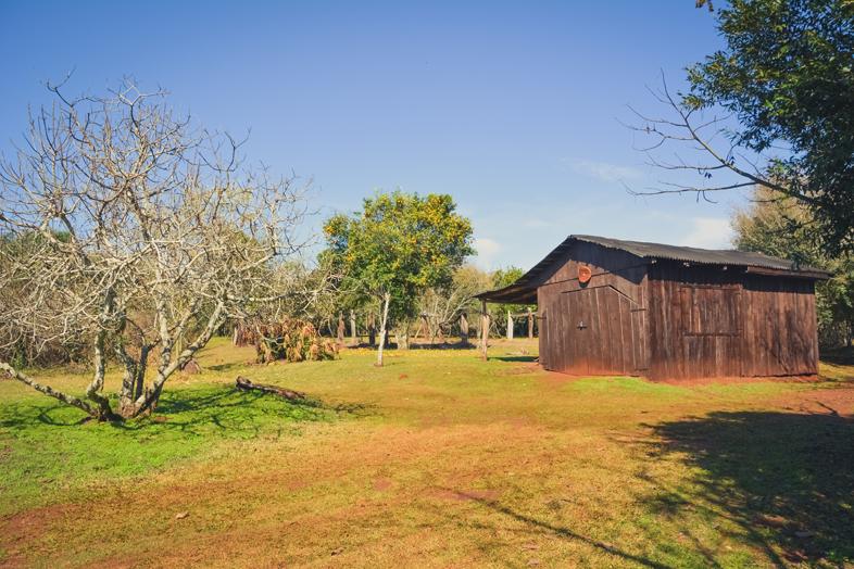 Réserve Yvytu workaway argentine region misiones remise deposito