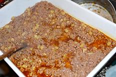 Recette des vrais empanadas argentins de salta les empanadas saltenas garniture dans un plateau
