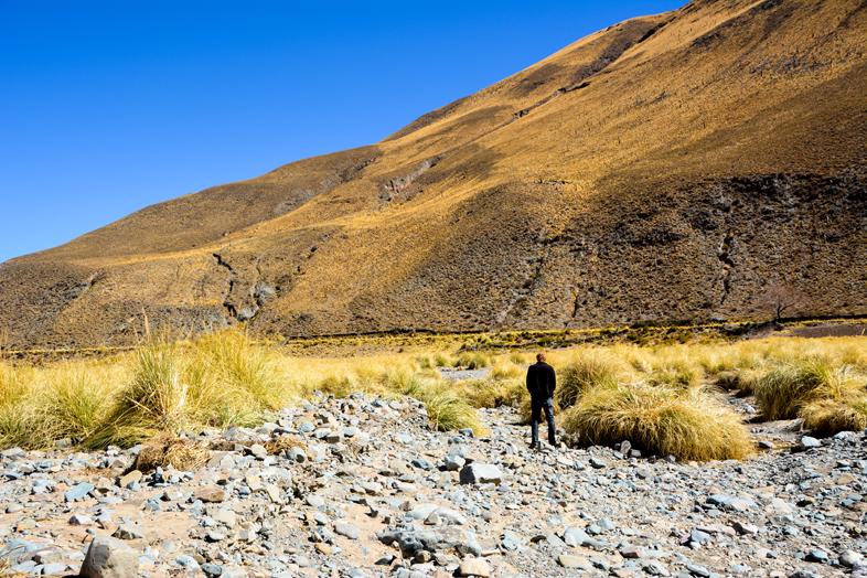 Randonnée Sur Le Chemin De L Inca En Argentine Jusqu à Calilegua