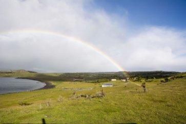 volontariat workaway puerto natales chili patagonie arc en ciel sur estancia postshow 1