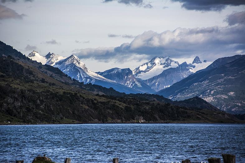 volontariat workaway puerto natales chili patagonie vue depuis estancia