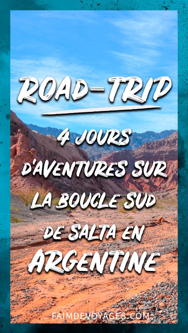 4 Jours D'aventures En Argentine à Salta