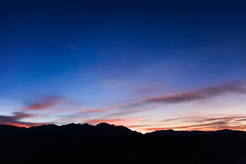 Roadtrip Salta Argentine boucle sud ciel nocturne village angastaco route 40