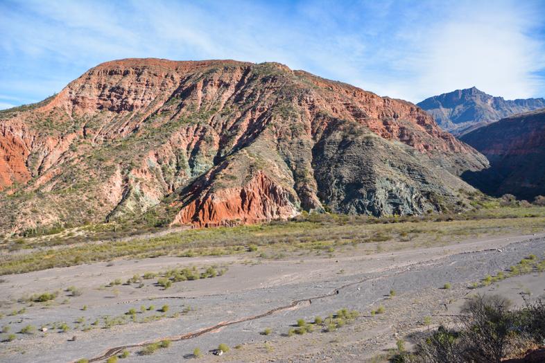 Roadtrip Salta Argentine boucle sud parc national los cardones montagnes colorees