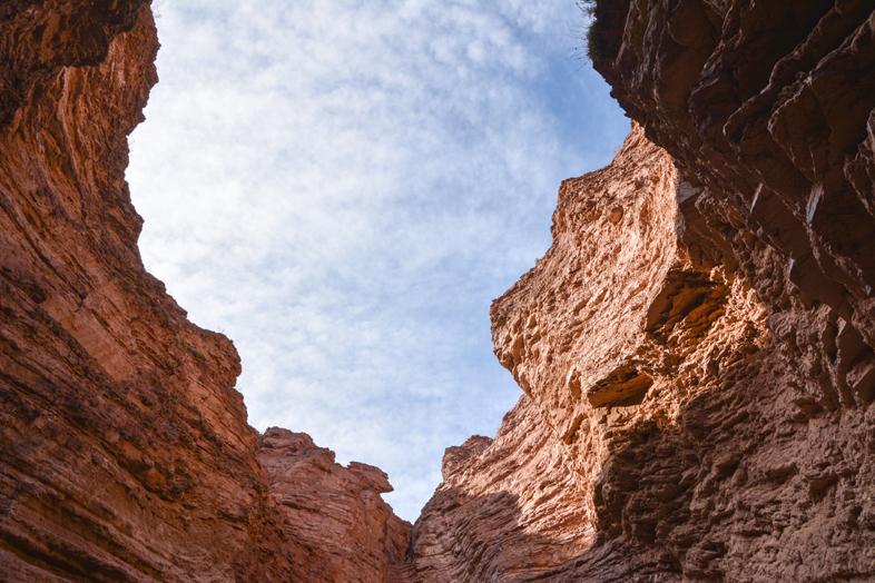 Roadtrip Salta Argentine boucle sud quebrada de la conchas anfiteatro amphitheatre