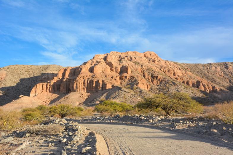 Roadtrip Salta Argentine boucle sud route 40 ripio graviers poussiere