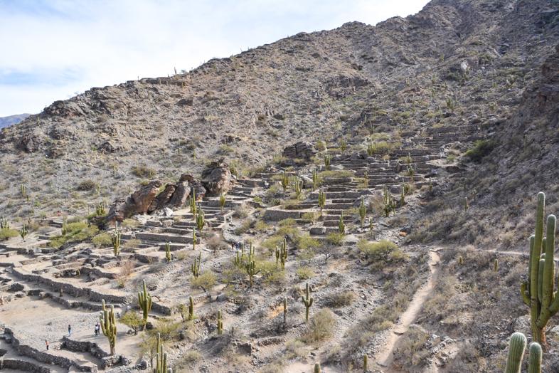 Roadtrip Salta Argentine boucle sud ruines quilmes route 40