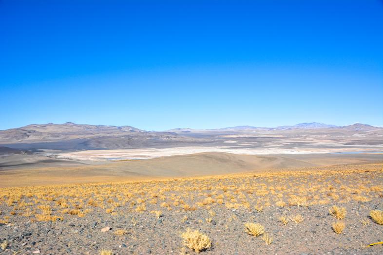 Antofagasta de la Sierra Catamarca Belen Argentine salar et montagnes