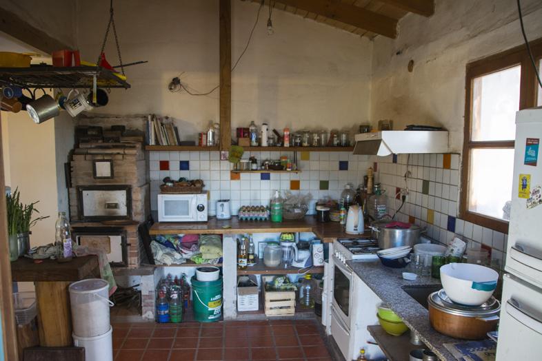 Wwoofing volontariat San Rafael Mendoza Argentine viticole vigne cuisine finca