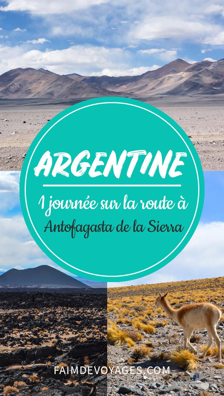 1 Journée à Antofagasta De La Sierra Argentine