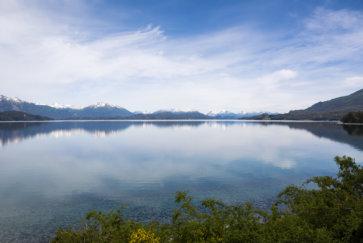 Bariloche a villa la Angostura route des 7 lacs Argentine postshow
