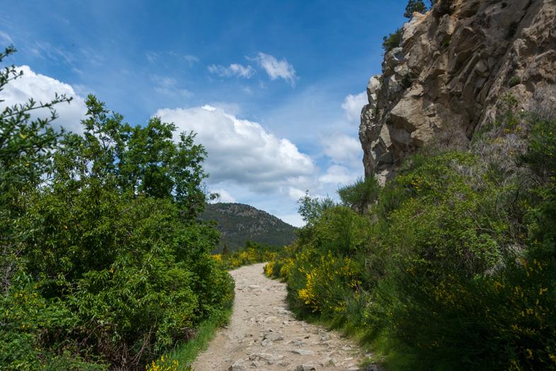 san-martin-de-los-andes-debut-chemin-randonnee-trekking-islita