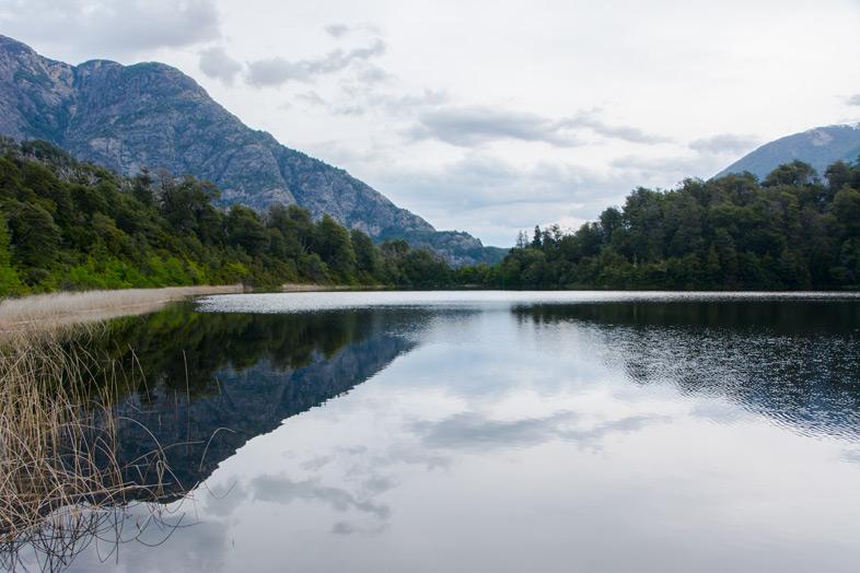 Lago-escondido-moreno-parque-llao-llao-bariloche-randonnee-trekking-argentine