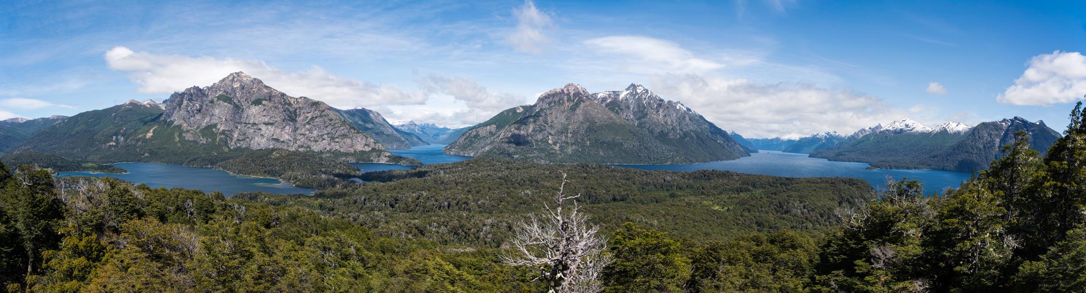 Panorama-cerro-llao-llao-randonnee-trekking-bariloche-argentine