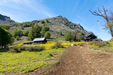 arrivee-au-refuge-cerro-piltriquitron-el-bolson-argentine