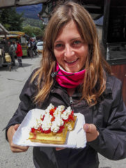 cecilia-gauffre-fraise-el-bolson-argentine