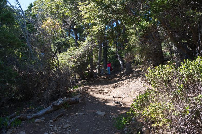 cerro campanario bariloche acces a pied gratuit vue panoramique 1