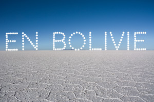 Itinéraire en Amérique du Sud - Bolivie
