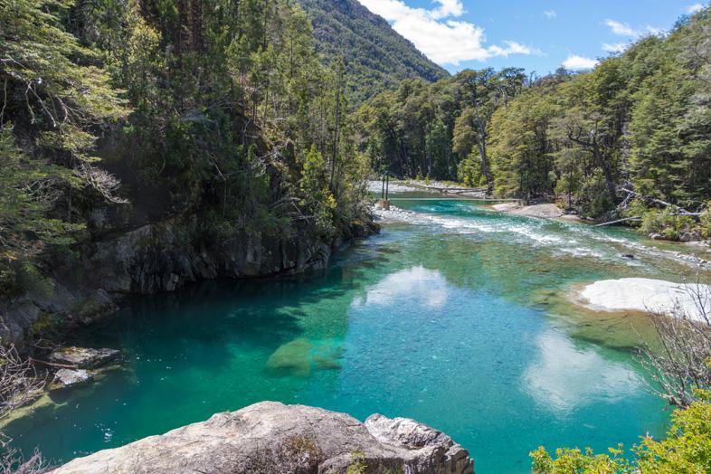 riviere-turquoise-cajon-del-azul-el-bolson-randonnee-trekking-argentine