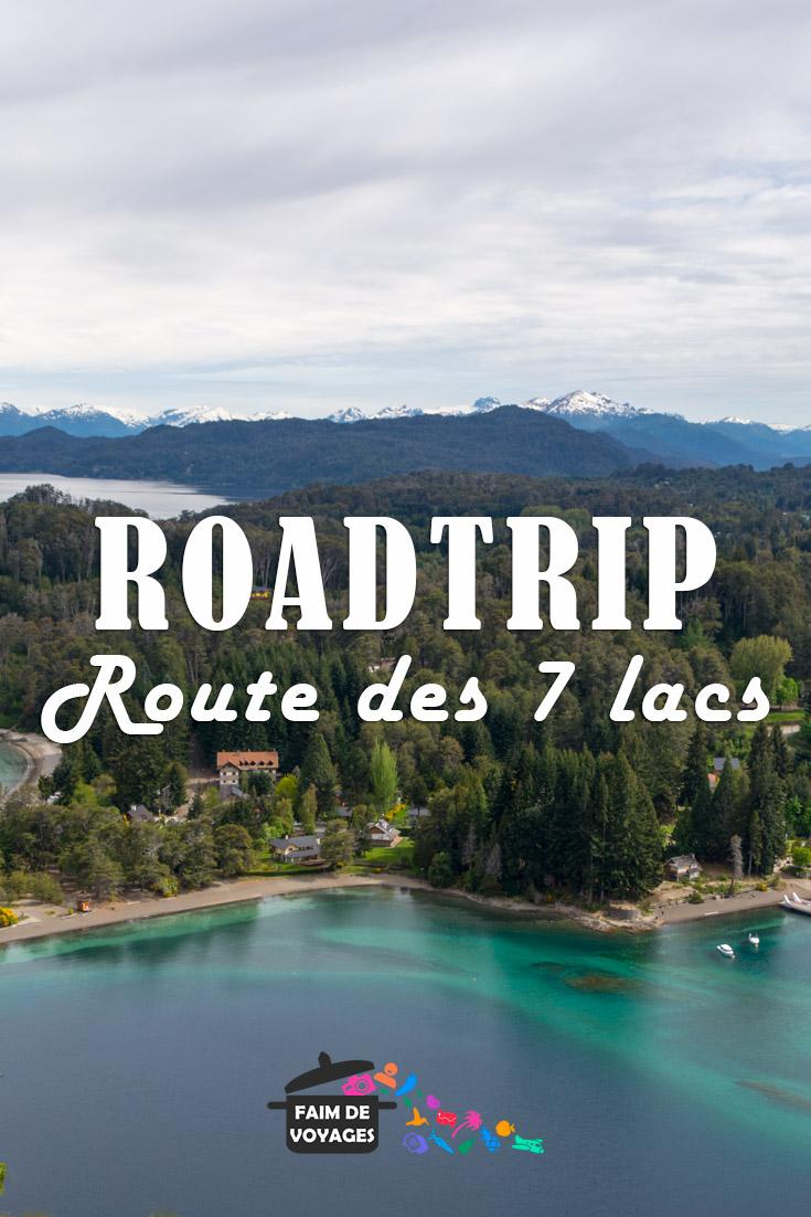 Pinterest route des 7 lacs argentine