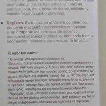 ascencion volcan lanin argentine recommandations