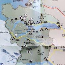 carte services parc national lanin argentine