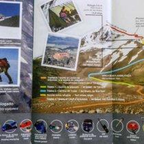 carte volcan lanin ascencion materiel necessaire