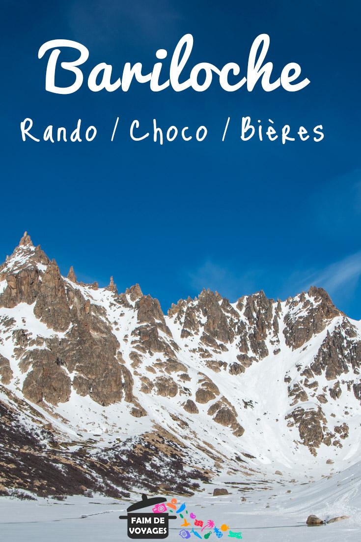 Pinterest Bariloche argentine
