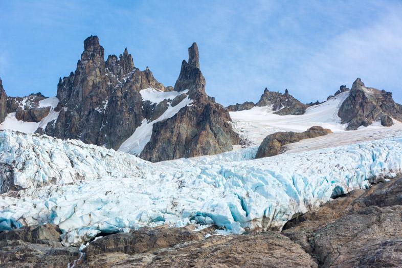 glacier cerro castillo randonnee carretera austral jour 2