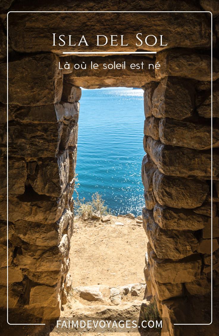 Isla Del Sol Pinterest Lac Titicaca