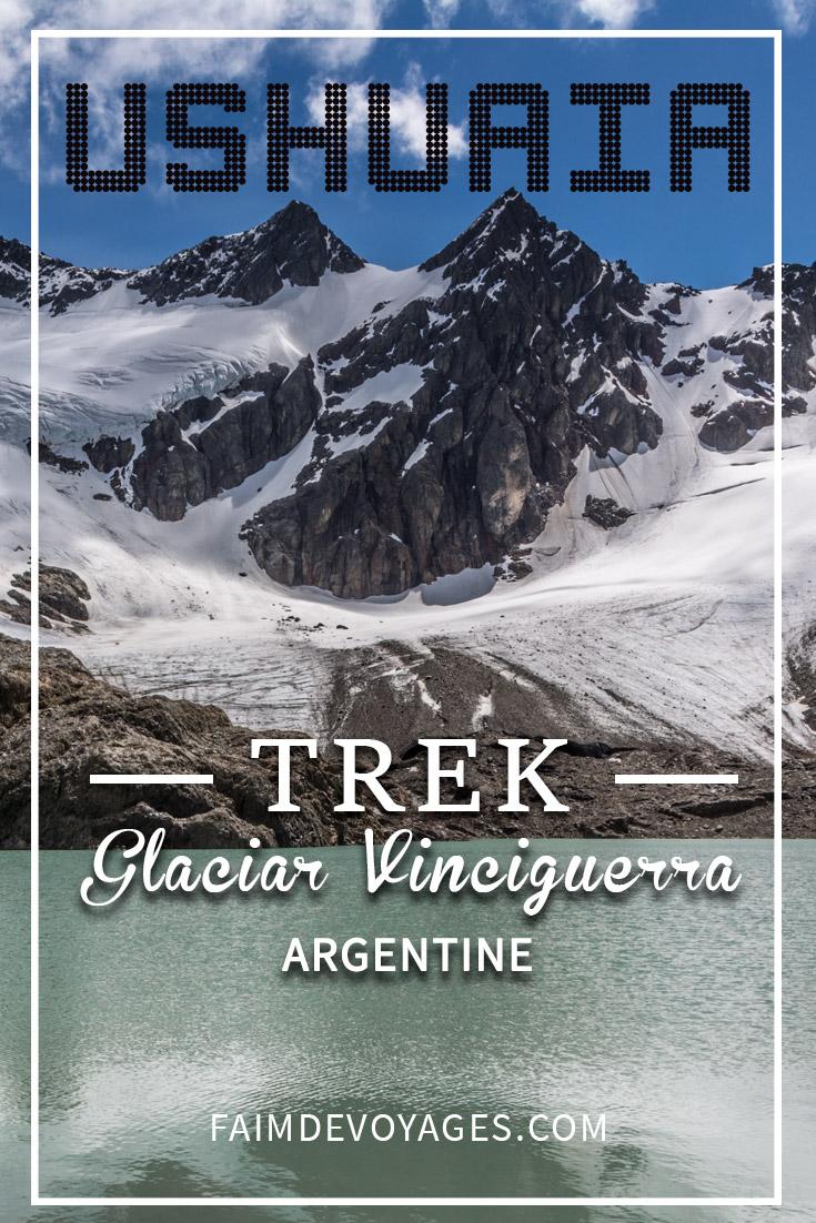Ushuaia Glaciar Vinciguerra Pinterest Argentine