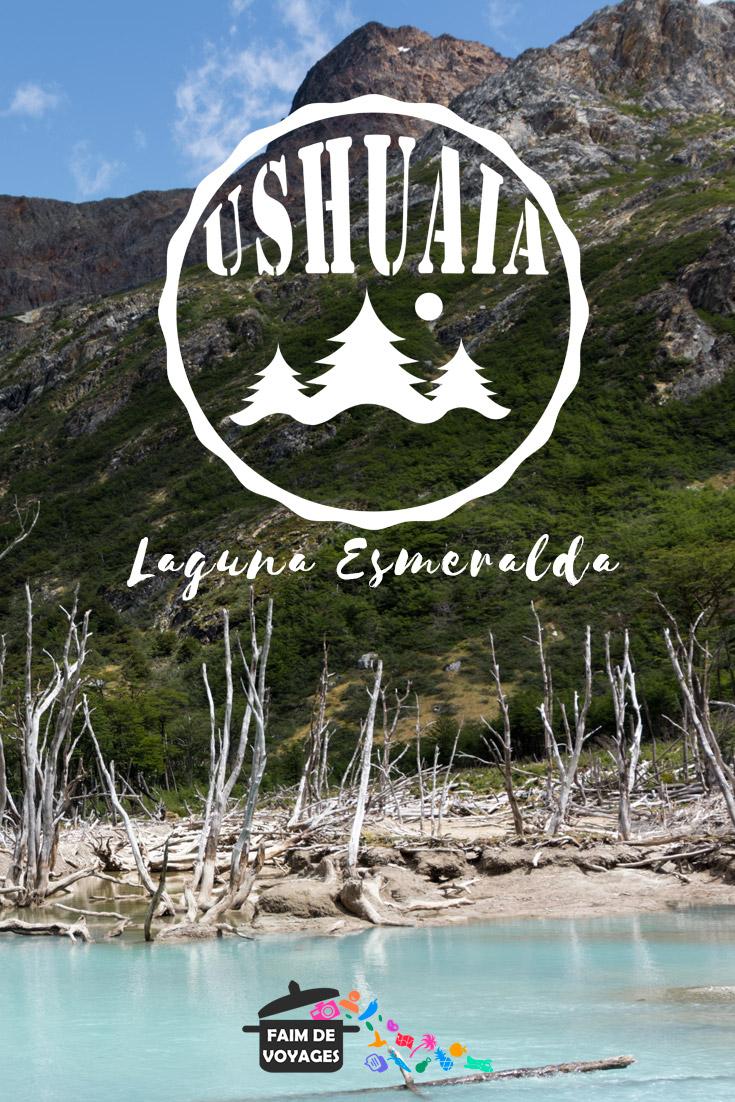ushuaia laguna esmeralda