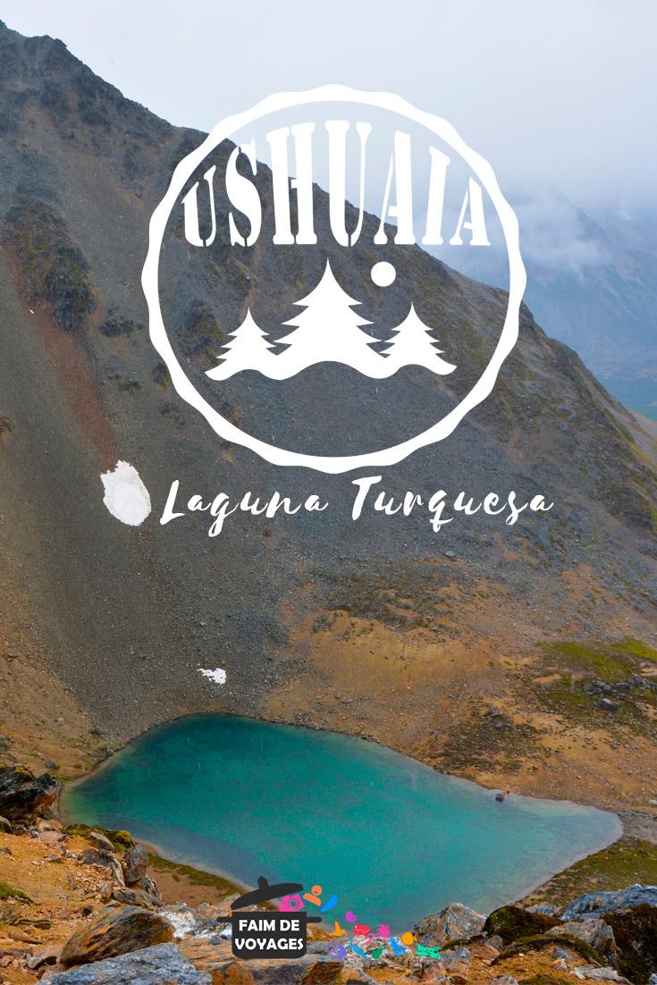 Ushuaia Laguna Turquesa