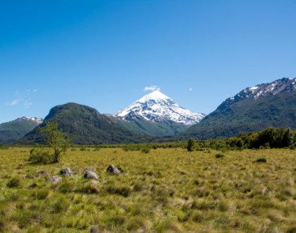 volcan lanin parc national argentine postshow