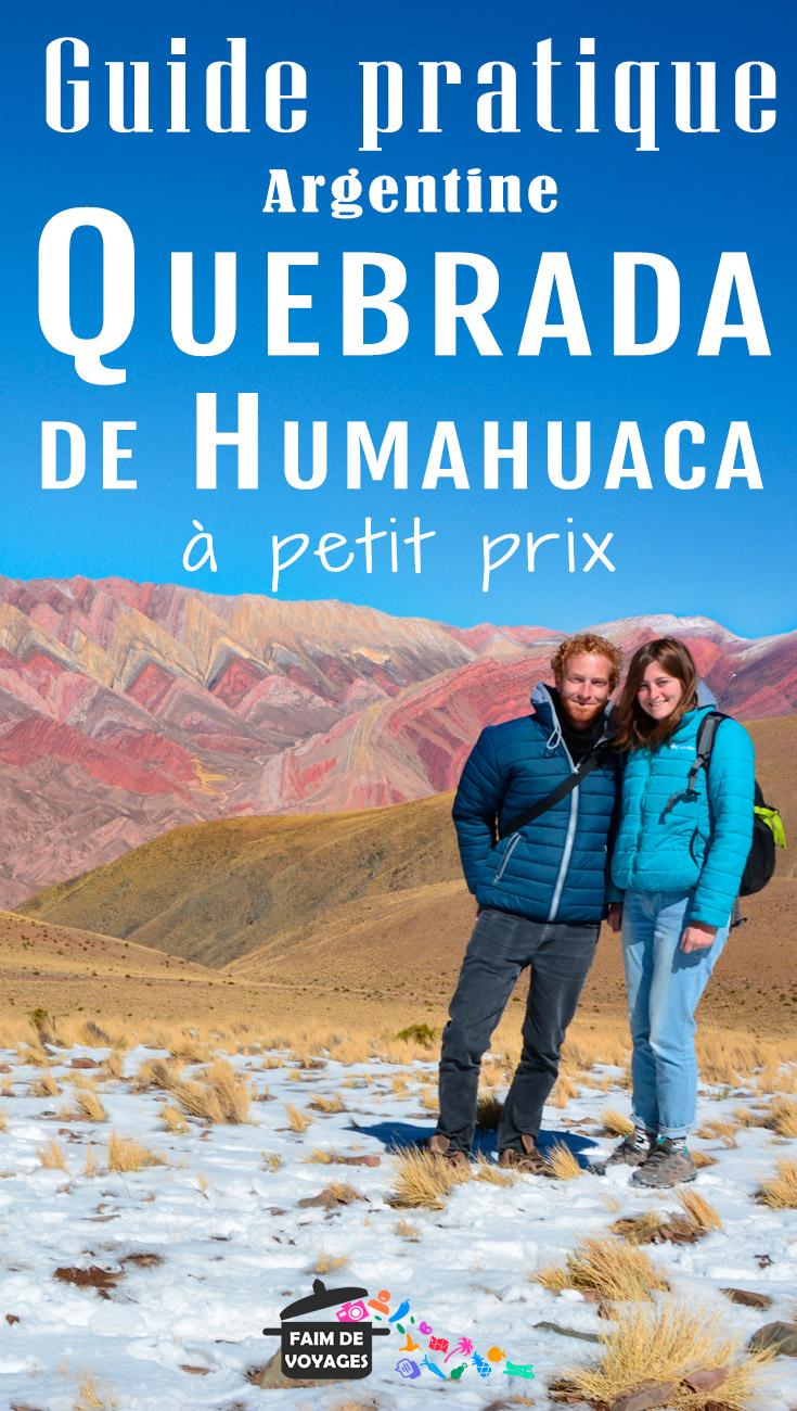 Visiter La Quebrada De Humahuaca En Bus Nos Conseils Pratiques