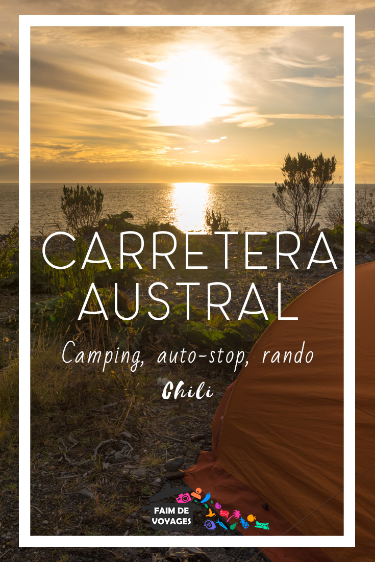 carretera austral camping