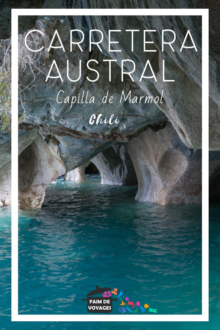 Carretera Austral Capilla De Marmol