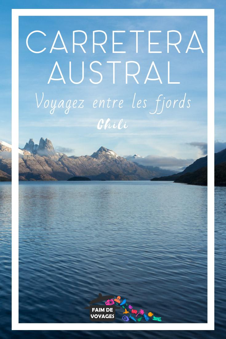 Carretera Austral Fjords