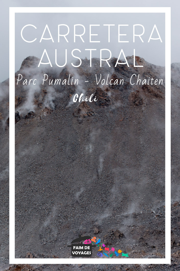 Carretera Austral Pumalin Volcan